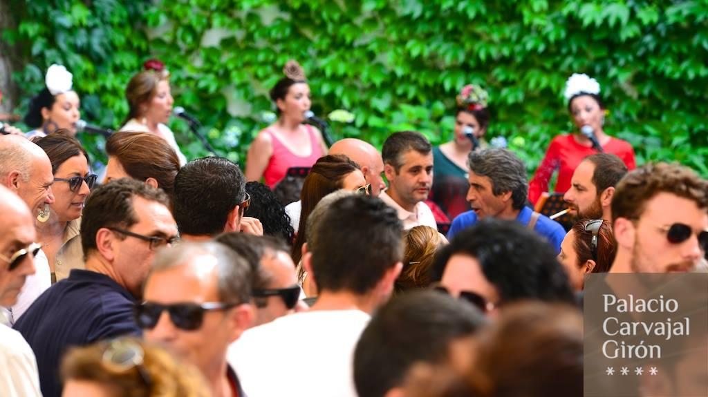 Las Ferias Placentinas en el Palacio