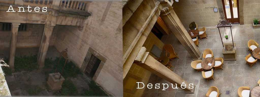 hotel, plasencia, palacio, turismo, extremadura