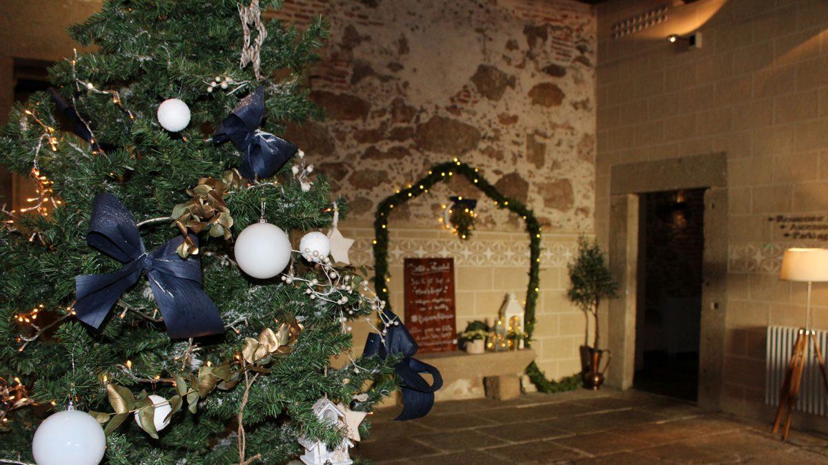 #BesosenPalacio Concurso Navideño en el Hotel Palacio Carvajal Girón