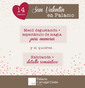 Plan especial San Valentín