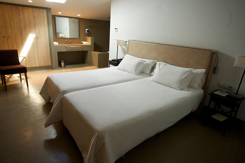 Habitación de Tipo Estándar del Hotel palacio Carvajal Girón